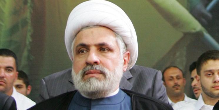 نعیم قاسم: سنگ اندازی در راستا حسان دیاب، لبنان را به خلأ سیاسی بازمی گرداند