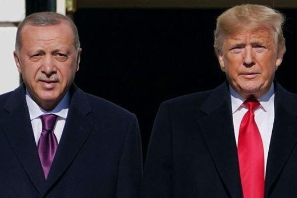 ترامپ: مداخله خارجی شرایط لیبی را پیچیده می نماید