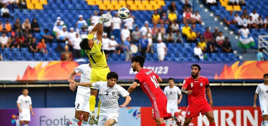 انتخابی المپیک توکیو ، امتیاز ارزشمند امید ایران در گام نخست