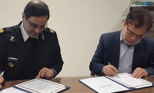 امضای تفاهم نامه همکاری وزارت دادگستری با وزارت دفاع و پشتیبانی نیرو های مسلح