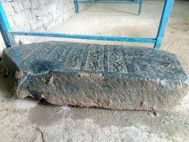 تخریب سنگ قبرهای قدیمی توسط حفاران غیر مجاز در چناران