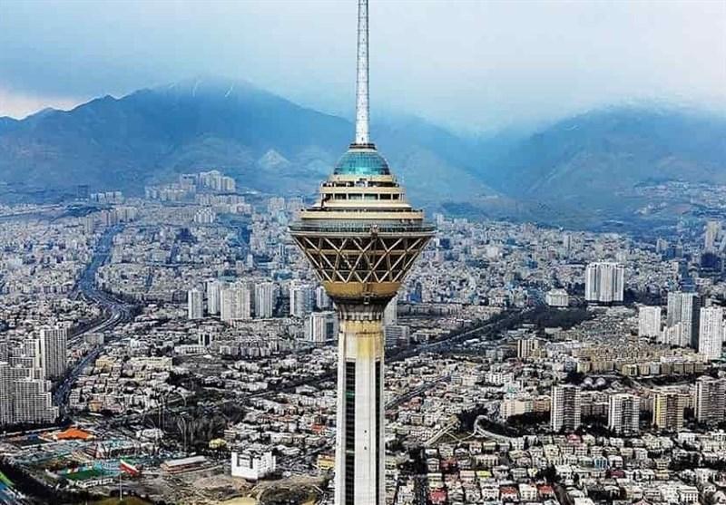 برگزاری جشنواره پرش ایستگاهی از فراز برج میلاد همزمان با ایام الله دهه فجر