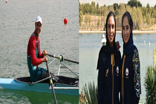 زنجانی ها 4 مدال از کره جنوبی درو کردند