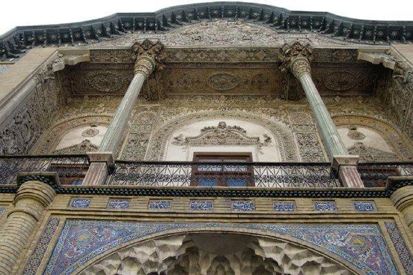 یک سایت موزه در عمارت مسعودیه ایجاد می گردد