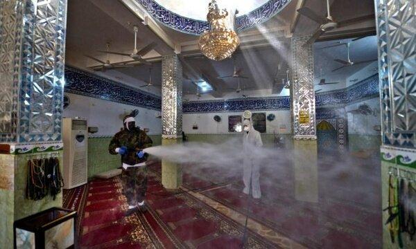ممنوعیت یک هفته ای ورود شهروندان عراقی به کربلا