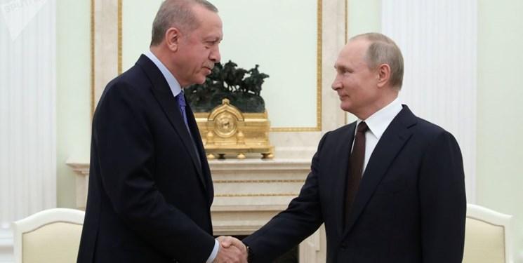 مسکو: پوتین و اردوغان از آتش بس در ادلب رضایت دارند