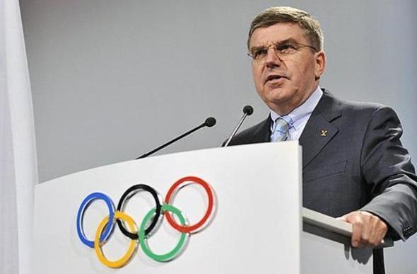 باخ: برای لغو یا تعویق المپیک پیشنهاد بهداشت جهانی را دنبال می کنیم