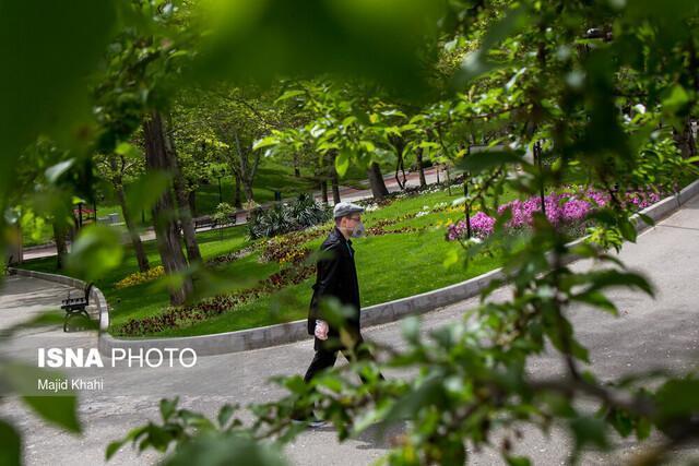 15 باغ شهری تهران بوستان می گردد