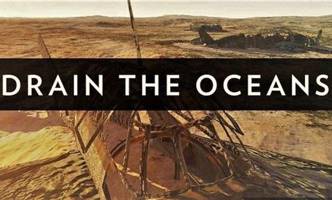 مجموعه مستند کاوش در اقیانوس ها در شبکه 4