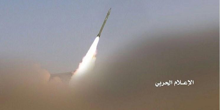 شلیک یک فروند موشک بالستیک قاصم به مواضع ائتلاف سعودی