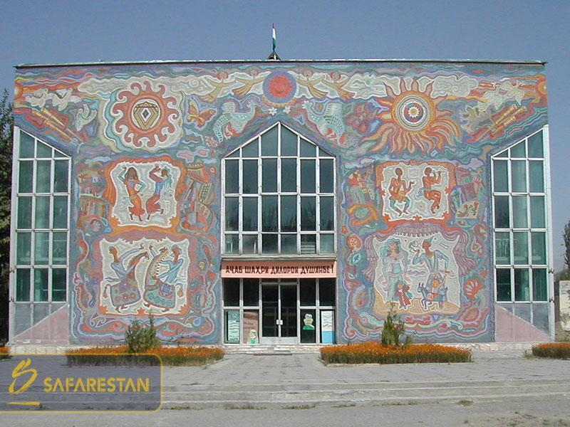 بلیط هواپیما دوشنبه شهری از میان تاریخ تاجیکستان
