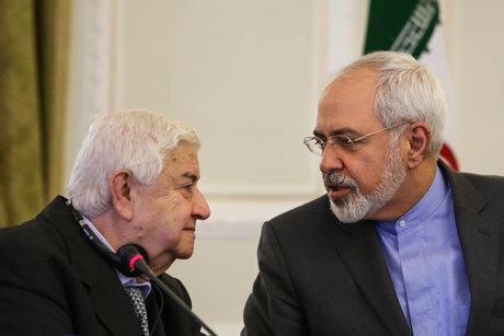 المیادین: ظریف دوشنبه به دمشق می رود