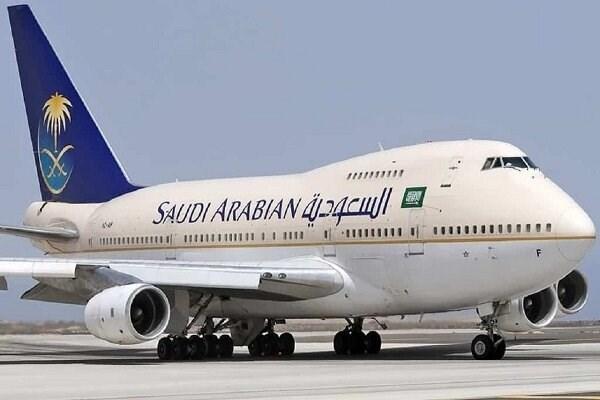 عربستان سعودی تعلیق پروازهای مسافری خود را تمدید کرد