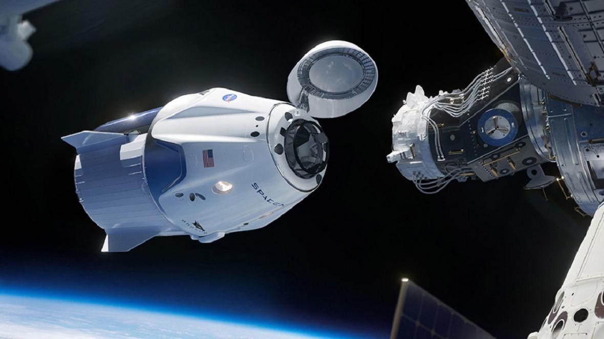 اسپیس ایکس فضانوردان را راهی سفر های فضایی می کند
