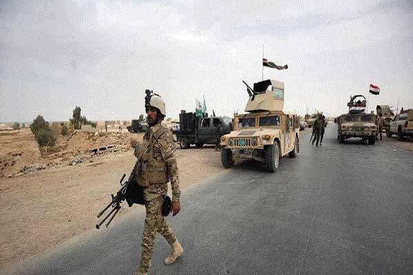 کوشش تکفیریها برای تسلط بر پایگاه ارتش عراق در حویجه ناکام ماند