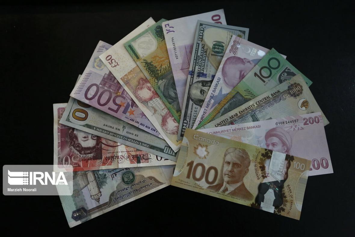 خبرنگاران افزایش نرخ رسمی یورو و 25 ارز دیگر