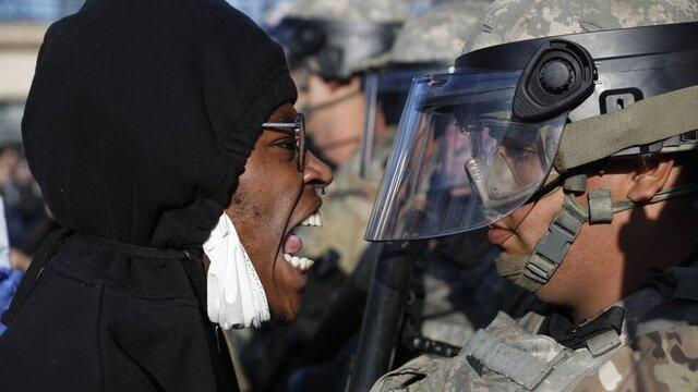 10 هزار نفر در اعتراضات آمریکا بازداشت شدند