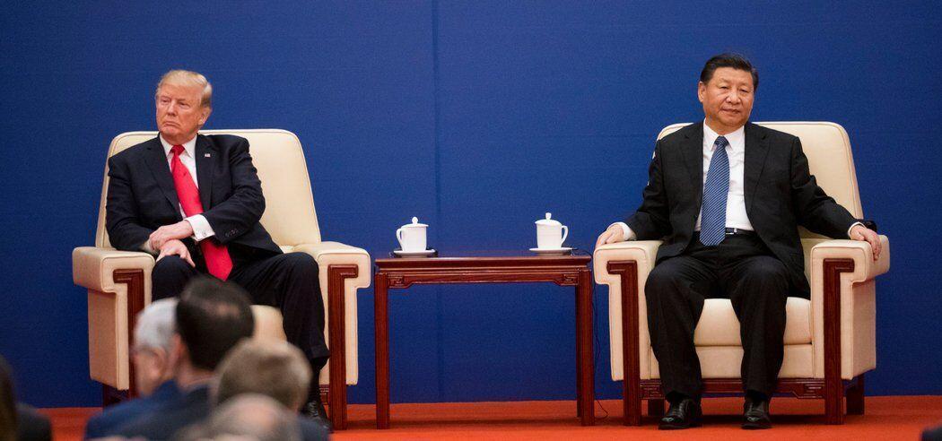 خبرنگاران ترامپ مصوبه کنگره درباره تحریم چین را امضا می نماید