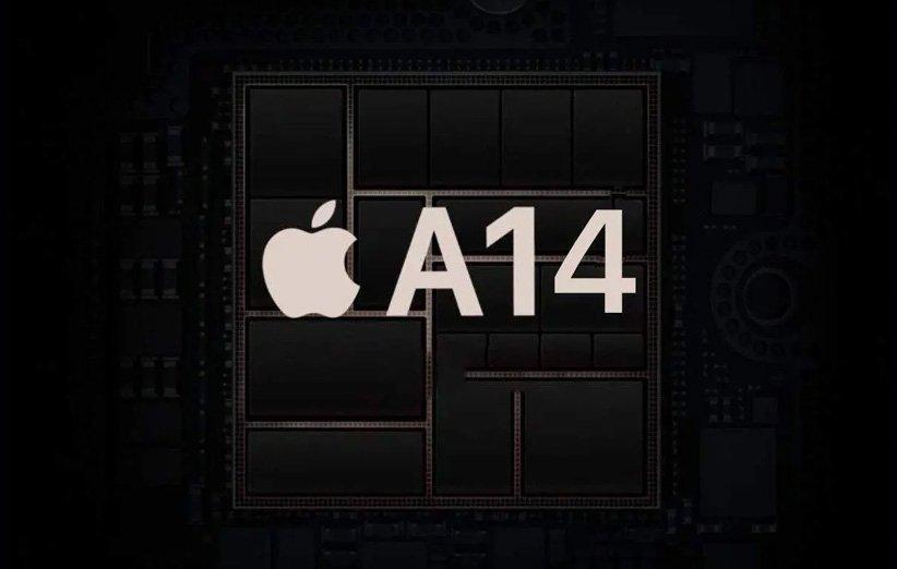 سرعت تراشه A14 اپل بسیار بیشتر از A13 و دیگر رقبا خواهد بود