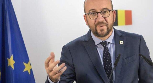 رئیس شورای اروپا: تمام گزینه ها درباره شرایط مدیترانه شرقی روی میز است