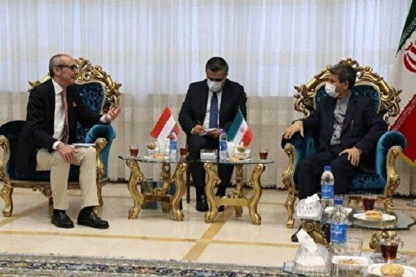 سفیر اتریش: ارومیه پل ارتباطی ما با ایران است