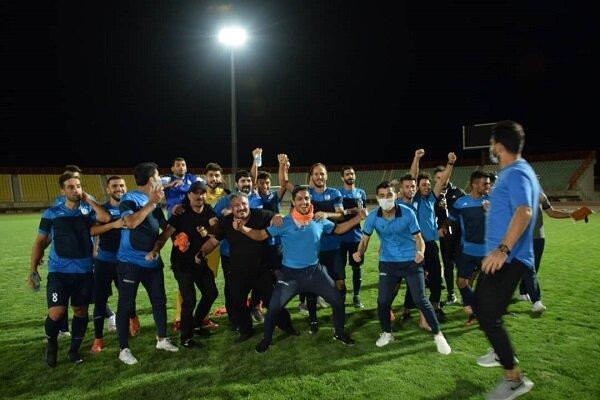 صعود شهرداری آستارا به دیدار پلی آف، پیروزی پرگل مقابل قزوین