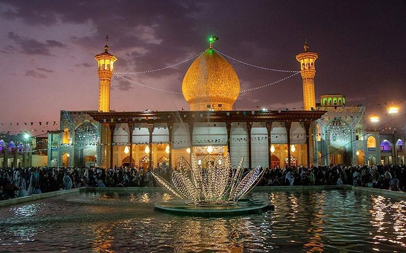 شاهچراغ؛از جاذبه های مذهبی و گردشگری شیراز، عکس