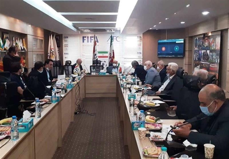 برگزاری نشست آنلاین کمیته بدوی و استیناف صدور مجوز حرفه ای با AFC