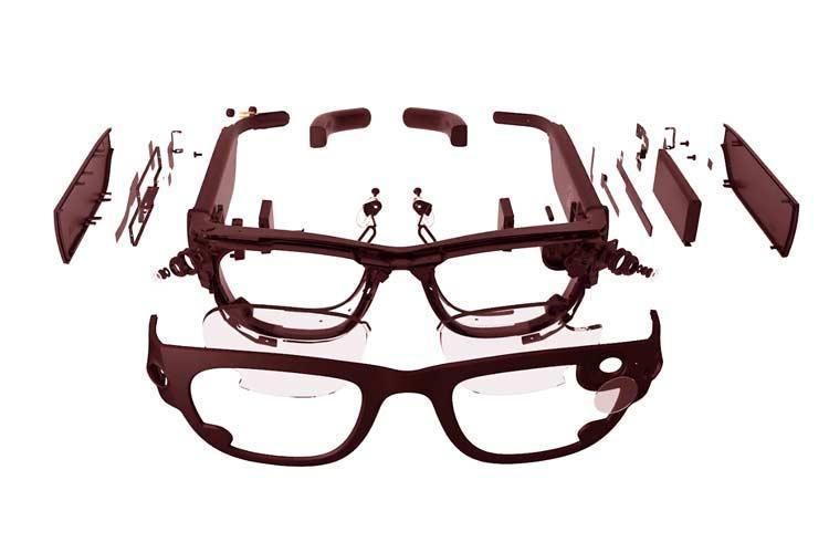 یادآوری خاطرات شیرین با عینک هوشمند