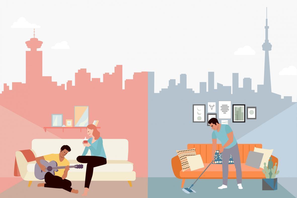 مقاله: تورنتو یا ونکوور؟ کدام برای مهاجرت و زندگی گزینه بهتری است؟