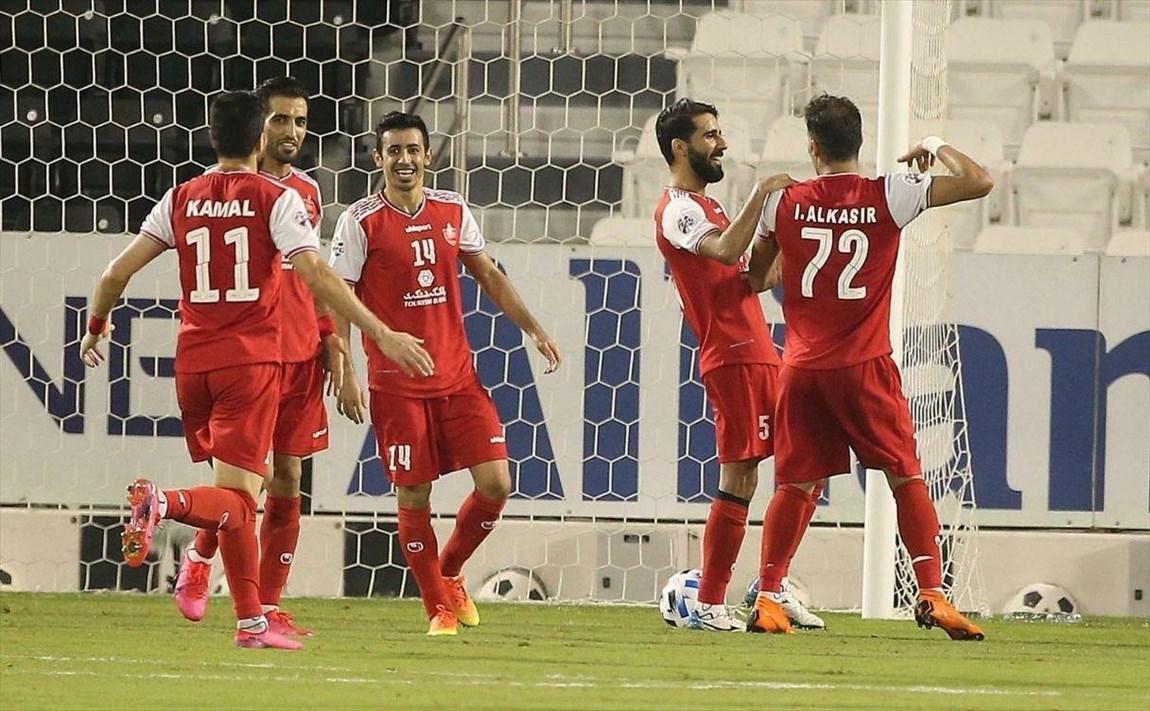 برد پرسپولیس مقابل النصر در ضربات پنالتی، صعود دلچسب به فینال لیگ قهرمانان آسیا