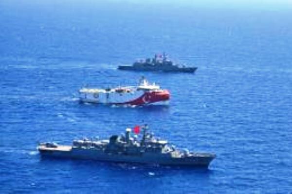 اتحادیه اروپا پرونده اقدامات ترکیه درشرق مدیترانه را آنالیز می نماید