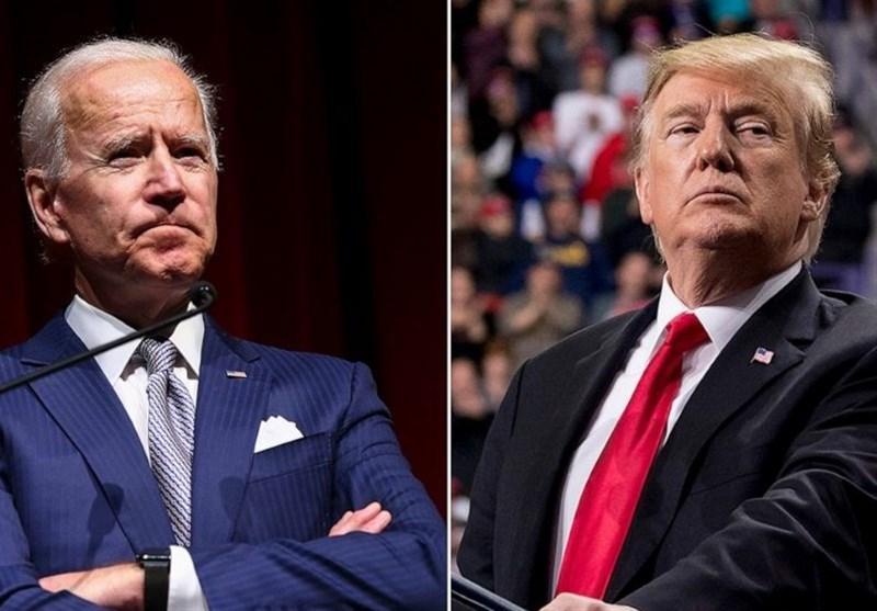 نظرسنجی نشان داد: پیشتازی بایدن نسبت به ترامپ در ایالت فلوریدا