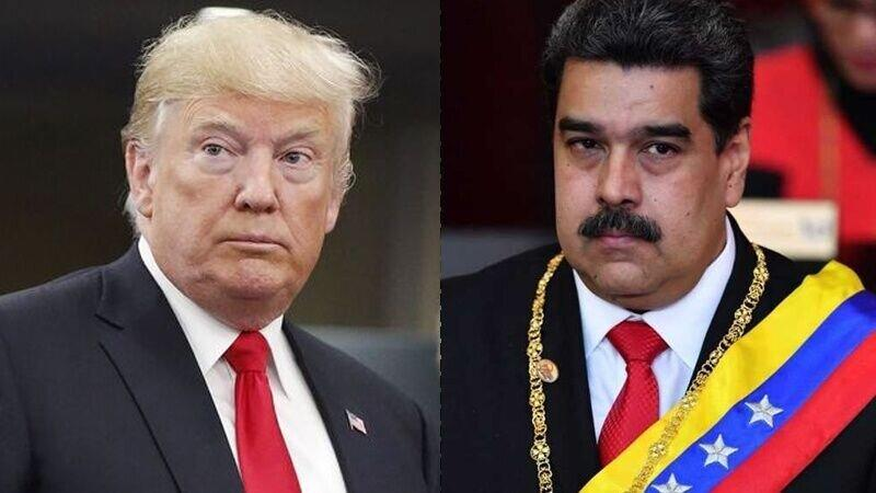 مادورو: ترامپ در تجمعات انتخاباتی پایکوبی چاوز را تقلید کرد،آیا متوجه آن شدید؟