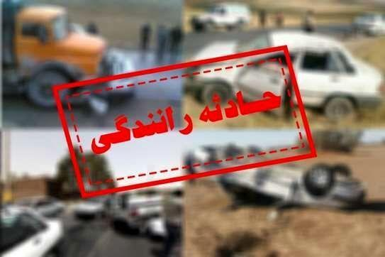 یک کشته در حادثه رانندگی اتوبان ساوه به تهران