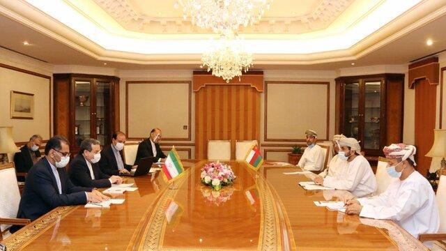 هفتمین دور کمیته مشترک مشورت های راهبردی ایران و عمان برگزار گردید