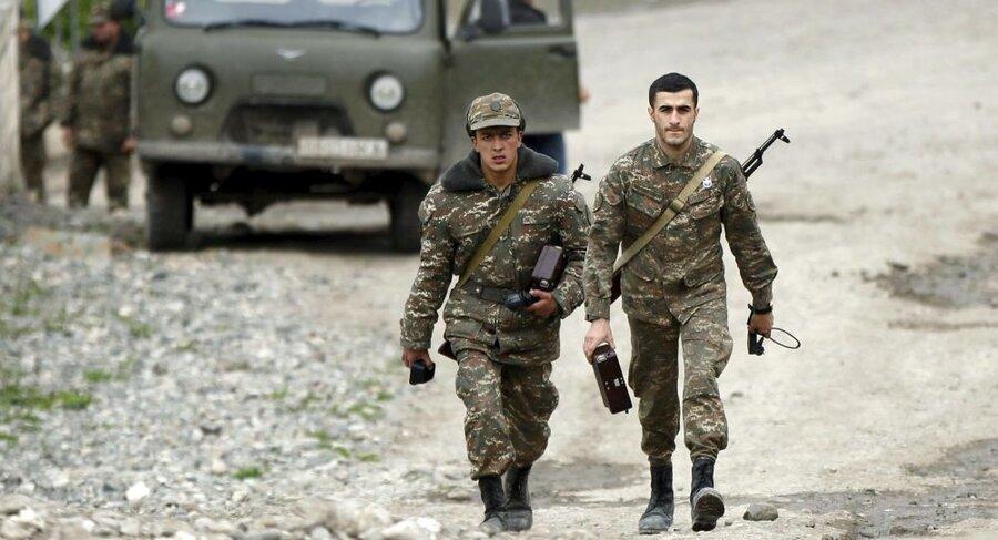 آذربایجان هنوز به ارمنستان حمله می نماید