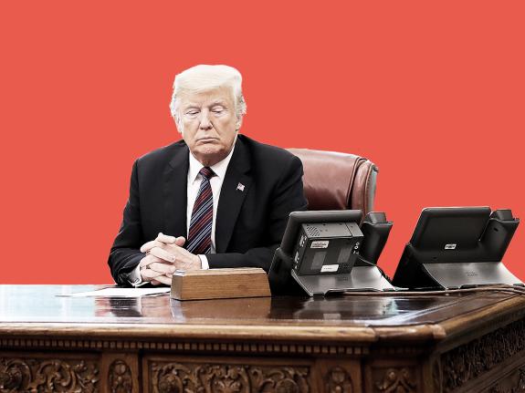 ترامپ به دنبال لغو حق شهروندی براساس تولد در آمریکا