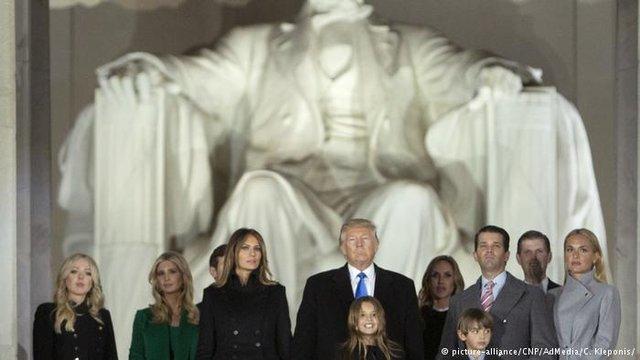 ترامپ صدور عفو برای فرزندان و دامادش را آنالیز نموده است