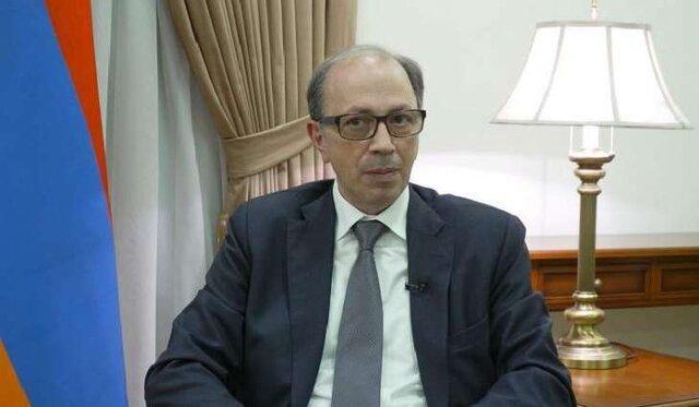 وزیر خارجه ارمنستان راهی قره باغ شد