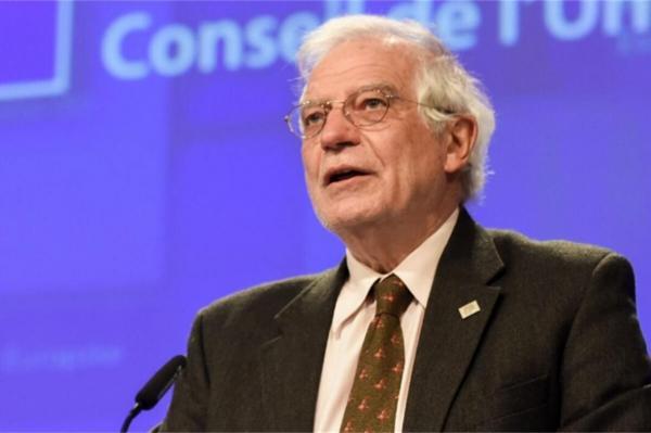 خبرنگاران بورل: تعویق همایش مالی اروپا و ایران بر نشست برجام تاثیری ندارد