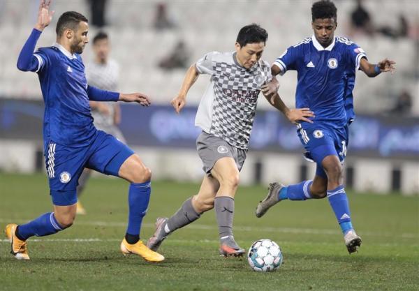 لیگ ستارگان قطر، تساوی در نبرد تیم های رضاییان و ابراهیمی