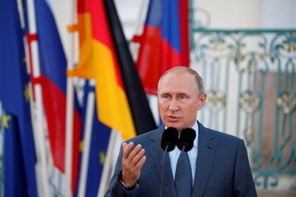 تمجید پوتین از عملکرد دستگاه اطلاعاتی روسیه