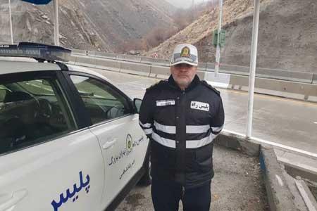 ممنوعیت تردد وسایل نقلیه بدون تجهیزات زمستانی