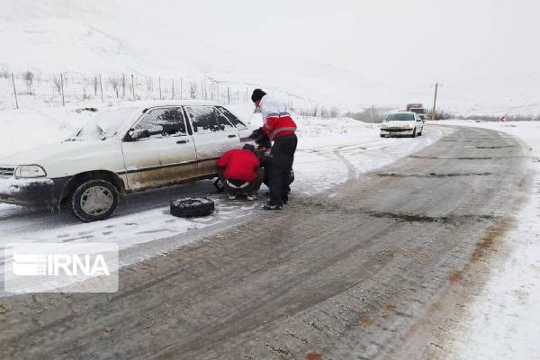 خبرنگاران سامانه جدید بارشی از اواخر فردا شب وارد استان قزوین می گردد