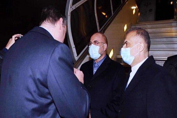 قالیباف و لاوروف در مسکو ملاقات خواهند کرد