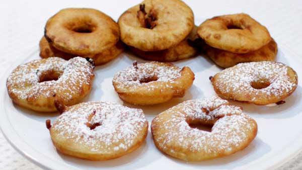 طرز تهیه دسر سیب به 4 روش مختلف