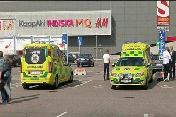 زخمی شدن 8 نفر در حمله با ضربات چاقو در سوئد