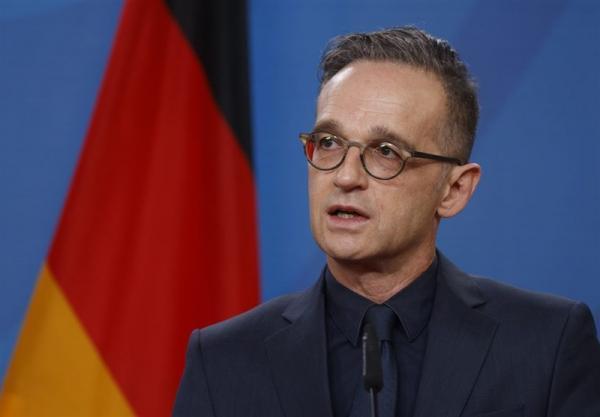 آلمان: باید چین را در تنگنا قرار دهیم