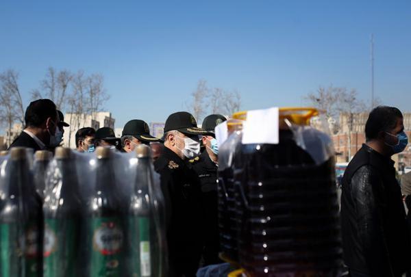 پاتک شبانه پلیس پایتخت به گردانندگان پاتوق دره فرحزاد